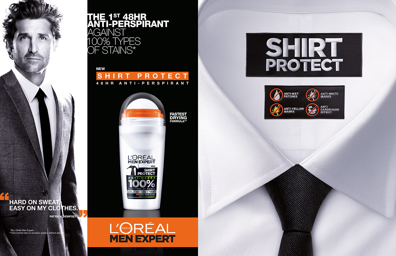 L'Oréal Shirt Protect